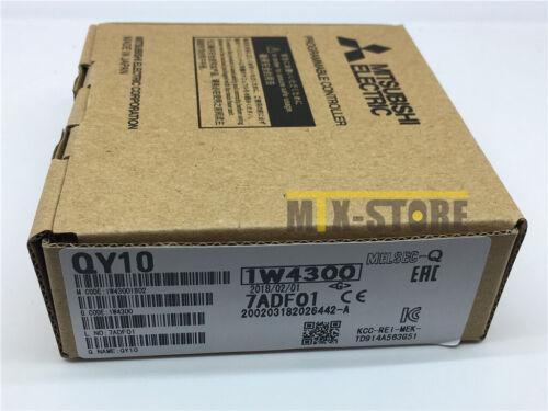 1pcs New Mitsubishi MELSEC-Q Output Unit QY10 New IN BOX