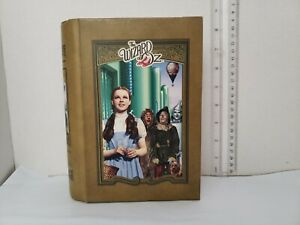 CLASSIC-BOOK-BOX-JIGSAW-PUZZLE-THE-WIZARD-OF-OZ-EMERALD-CITY-Empty-box-only