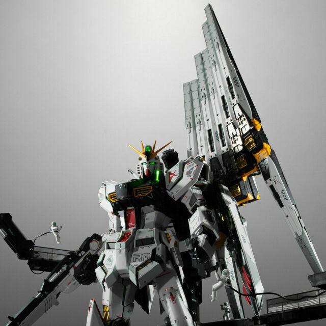 METAL STRUCTURE Fin Funnel Optional Parts for RX-93 νGundam Premium Bandai