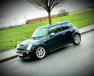 2006 06 Mini Cooper S 1.6 Supercharged R53 JCW Works 210bhp STUNNING  PX !!