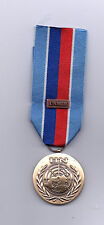 UNITED NATIONS MEDAL FOR HAITI WITH CLASP: UNMIH