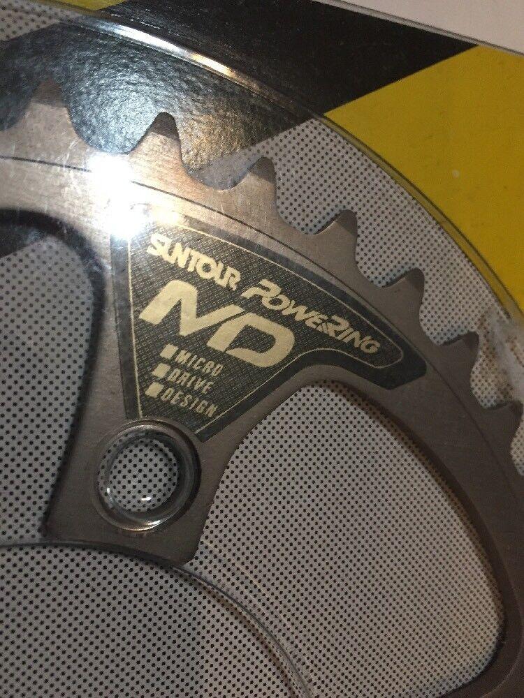 Nuevo  SR Sakae Suntour MD 42 Diente Anillo de Poder Micro Drive Vintage  las mejores marcas venden barato