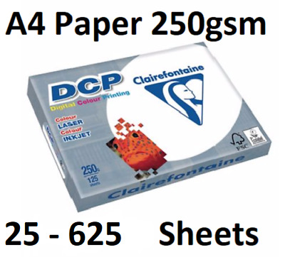 Clairefontaine 1800 DCP Photocopier Paper A4 80 GSM 500 Sheets Brilliant White