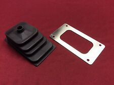 NEW! 1966 EARLY FORD BRONCO T SHIFT TRANSFER CASE SHIFT SHIFTER BOOT W RETAINER