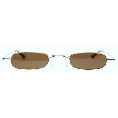 Freestyle Schmale Gläser Sonnenbrille Sunglasses Lunnetes 7477-003 Small Lens