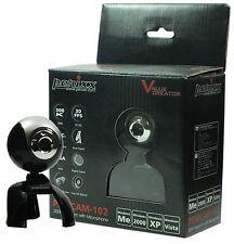 Perixx PERICAM-102B, 300k Webcam with Microphone USB Interface (Colour Black)