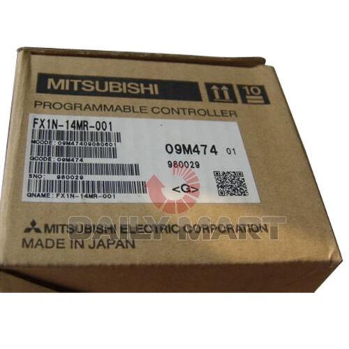 MITSUBISHI FX1N-14MR-001 FX1N14MR001 MELSEC PROGRAMMABLE LOGIC CONTROLLER NEW