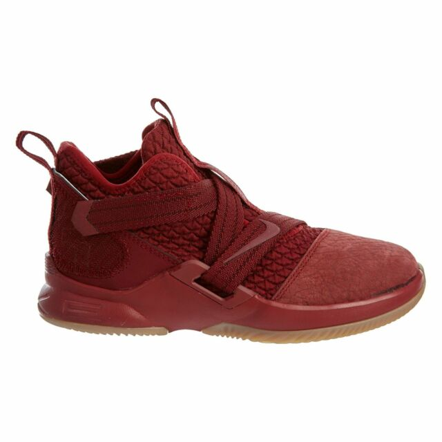 0c7cd7c9a6d Nike Lebron Soldier 12 SFG Little Kids AO2912-600 Team Red Shoes Youth Size  12