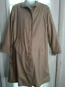 Womens Coat By London Fog 196 Ebay
