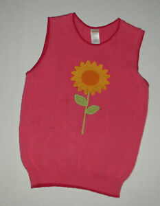 GYMBOREE SUNFLOWER SMILES RASPBERRY KISS PINK SOLID BASIC TIGHTS 8 10 12 NWT