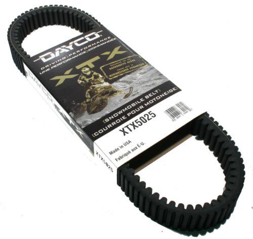 2008 Dayco XTX5025 Drive Belt X Ski-Doo MXZ 800 Renegade P-TEK 800R