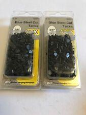 """6 Aluminum TACKS 1//2"""" Long 3//4 OZ BOXES USA New Lot 3 Boxes Vintage HOLLAND NO"""