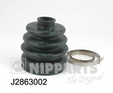 CV Joint Boot Kit fits SUBARU IMPREZA GG 1.6 Front Outer 00 to 04 EJ161 C.V New