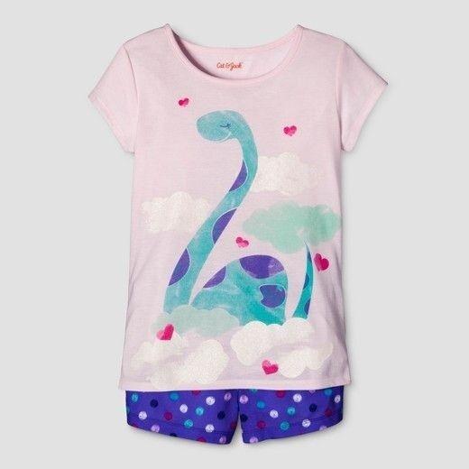 1Total Girl Nite shirt and 1 short PJ/'s