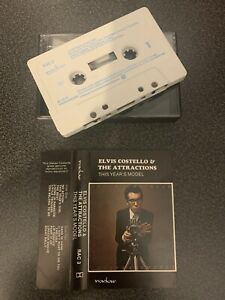 ELVIS-COSTELLO-amp-THE-ATTRACTIONS-THIS-YEAR-S-MODEL-UK-CASSETTE-TAPE