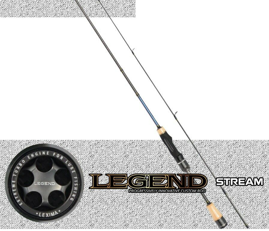 BANAX) LEGEND STREAM ROD FOR SPINNING REEL REEL REEL FREE SHIPPING c1d515