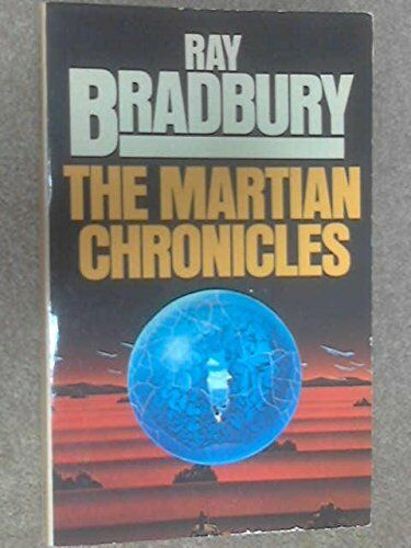 The Martian Chronicles (The Silver Locusts) by Bradbury, Ray Paperback Book The