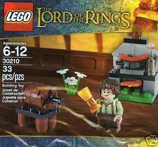 Lego señor de los anillos Frodo + de cocina esquina 30210 nuevo embalaje original *