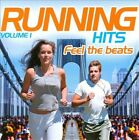 Running Hits, Vol. 1: Feel The Beats by Various Artists (CD, 2010, 2 Discs, ZYX Music)
