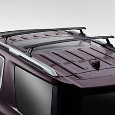 2018 Chevrolet Traverse Genuine GM Roof Rack Cross Rail Package Black  84231368