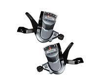 Befehle Cambio/Schaltwerk Shimano ALIVIO 3x9s Dx/Sx Silber SL-M4000/SHIFT HEBEL