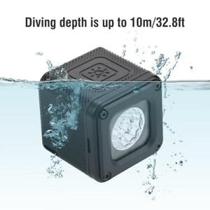 Ulanzi-L1-LED-Video-Light-Photography-Lamp-Underwater-10m-for-Gopro-DSLR-Cam-CMT