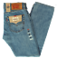 NEW-MENS-LEVIS-501-PREWASHED-ORIGINAL-FIT-STRAIGHT-LEG-BUTTON-FLY-JEANS-PANTS thumbnail 8
