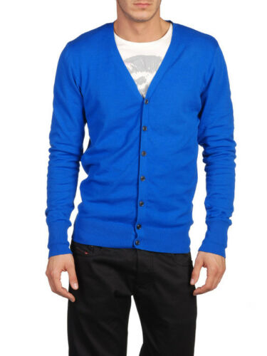 { Diesel KBluff Cardigan Blue Small }