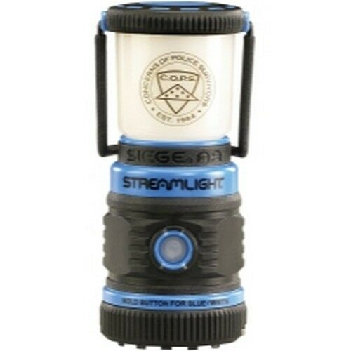 Streamlight 44949 Bleu siege robuste Compacte Lanterne avec piles AA