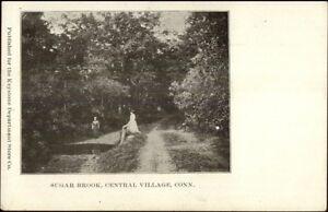 Central-Village-CT-Sugar-Brook-c1905-Postcard