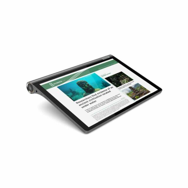 Lenovo Yoga Smart Tab 10.1 1920 x 1200 pixels 64 GB 4 GB 2 GHz Gray Android GPS