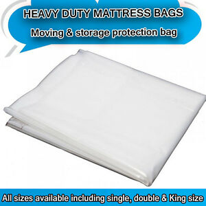 Heavy Duty Mattress Protector Dust Removal Cover Bags 400