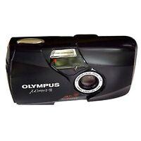 Olympus mju-II Film Camera