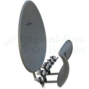 ► Wavefrontier Toroidal T90 Multifocus Antenne SAT Schüssel Original