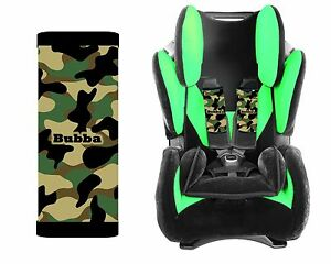 Image Is Loading PERSONALIZED BABY TODDLER CAR SEAT STRAP COVERS CAMO