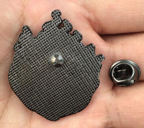 RWBY Ruby Rose Metal Pin Brooth 1PCS