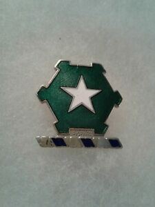 Authentic-US-Army-36th-Infantry-Regiment-DI-DUI-Unit-Crest-Insignia-NH