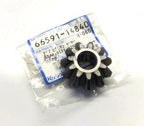 "6659114840 Kubota /""de la serie B/"" Tractor Diferencial piñón Gear"