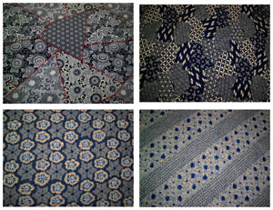 Vicky's Stash PRE-WASHED Asian Cotton Fabric Pieces from Japan - you can choose!