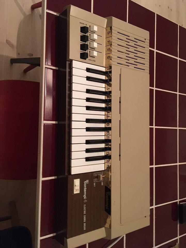 Harmonium, Bontempi B4