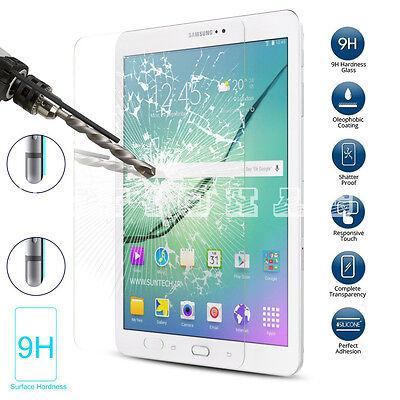 Pratico Nuovo Vetro Temprato Protettore Schermo Per Samsung Tab S2 9.7 T810/t815- Sconto Online