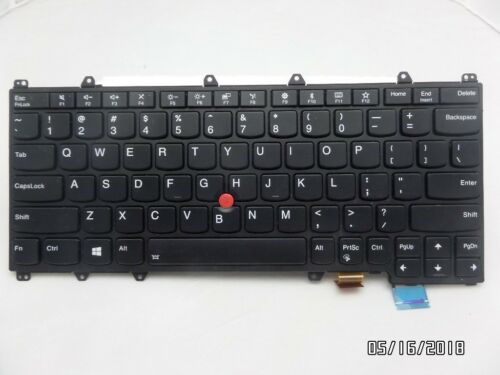 KEYBOARD IBM THINKPAD LENOVO BACKLIT YOGA 370 01AV675