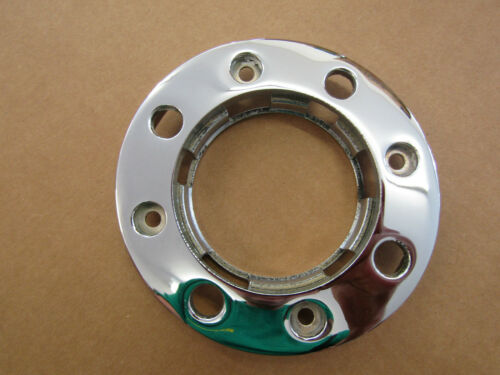 CHROME MGF MGTF MG TF FUEL PETROL FILLER CAP RING TRIPLE PLATED
