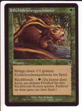 4x Chatter of the Squirrel / Eichhörnchengeschnatter (Odyssey) Token Flashback