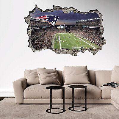 Brake Wall Effect 3D Football Stadium 3D Effect Tennessee Titans Stadium