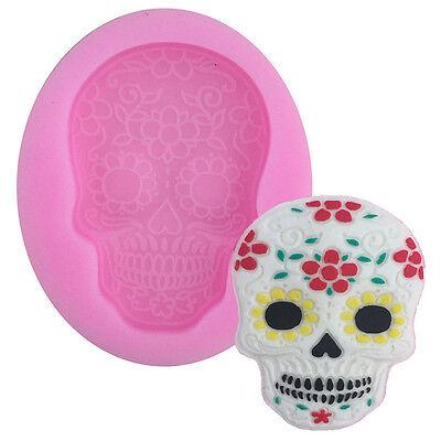 Friend Sweet Spirits Cookie Cutters Day of the Dead Muertos Sugar Skull Tool