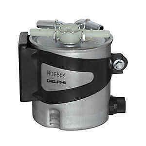 Delphi-Diesel-Fuel-Filter-HDF584-BRAND-NEW-GENUINE-5-YEAR-WARRANTY