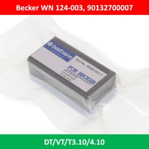 7 pcs Carbon Vanes 90133300007 WN124-032 for Becker Vacuum Pump DVT3.100
