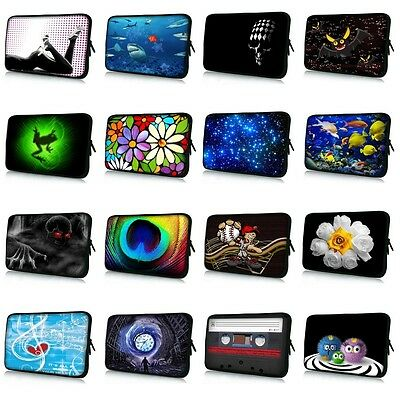 """New Tablet Sleeve Case Bag Pouch Cover For 7"""" 8"""" Amazon Fire 7 / Fire HD 8 2017"""