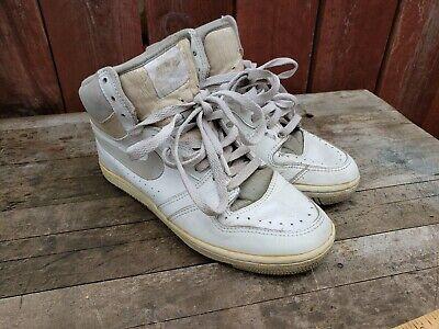 Nike Court Vtg 8 80s Basketball 5 High Shoes Vintage Force Us Size XOPkZui